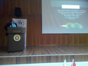 University of Kahramanmaras Sutcu Imam, 'Ethics in Social Media Seminar' March 2014