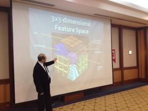 Sadi Evren SEKER is presenting a paper