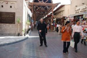 Sadi Evren SEKER at Dubai, UAE